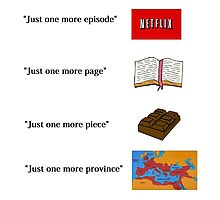 """""""One More Province"""" Photographic Print"""