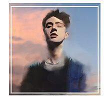 Troye Sivan digital painting Photographic Print
