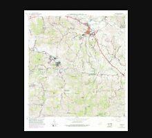 USGS TOPO Map Puerto Rico PR Juncos 362143 1967 20000 Unisex T-Shirt