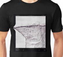 USGS TOPO Map Hawaii HI Kaena 349318 1977 24000 Inverted Unisex T-Shirt