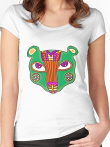 Head Bear Women's Fitted Scoop T-Shirt