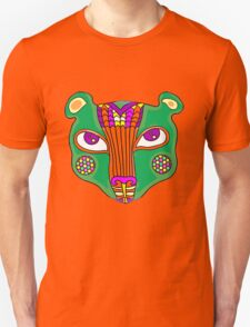 Head Bear Unisex T-Shirt