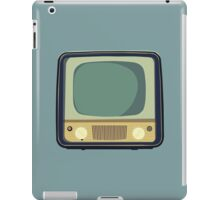 Green TV iPad Case/Skin