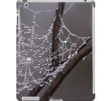 Spider's web iPad Case/Skin