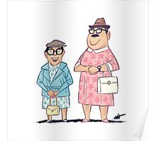 #01 A Two Ronnies Sketch Poster