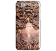 Chatsworth-Limewood carving3 iPhone Case/Skin