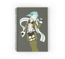 Sinon (Sword Art Online) Spiral Notebook