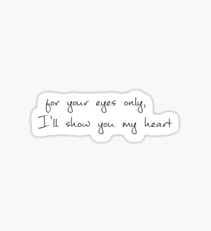 if i could fly -one direction Sticker