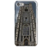 St Peter and Paul church's Church2-Lavenham iPhone Case/Skin
