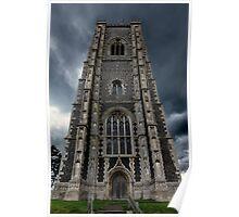 St Peter and Paul church's Church2-Lavenham Poster