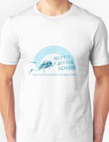 Muff's Diving School Unisex T-Shirt
