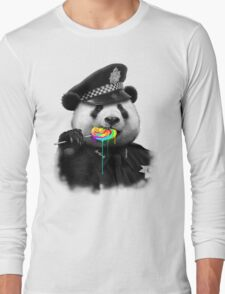LOLLYPOP COP Long Sleeve T-Shirt