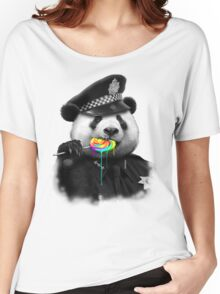 LOLLYPOP COP Women's Relaxed Fit T-Shirt