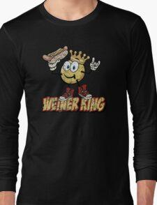 Weiner King T- shirt T-Shirt