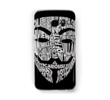 V For Vendetta - Guy Fawkes Masks - Typography Samsung Galaxy Case/Skin