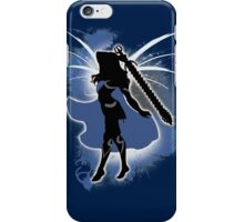 Super Smash Bros. Female Corrin Silhouette iPhone Case/Skin