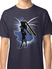 Super Smash Bros. Female Corrin Silhouette Classic T-Shirt