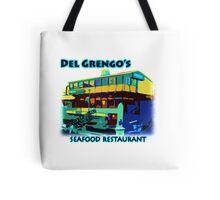 Del Grengo's Seafood Restaurant Dr. Steve Brule Design by SmashBam Tote Bag