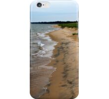 Lake Michigan Beach iPhone Case/Skin