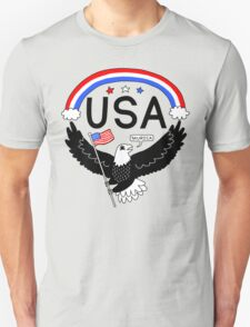 FOURTH OF JULY EAGLE T-Shirt