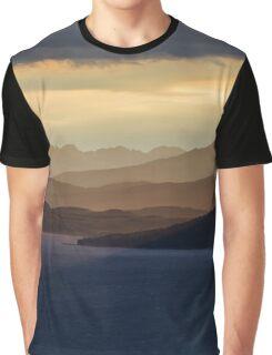 Isle of Skye Sunset Graphic T-Shirt