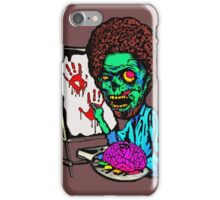 The Joy Of Brains iPhone Case/Skin