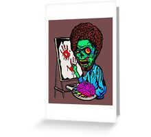 The Joy Of Brains Greeting Card