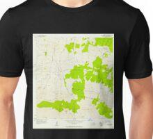USGS TOPO Map Hawaii HI Umikoa 349754 1956 24000 Unisex T-Shirt