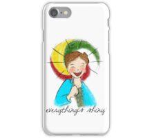 Everything's Shiny iPhone Case/Skin