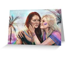 March with Pride Greeting Card