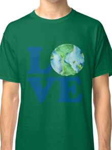 Earth Day Love Classic T-Shirt