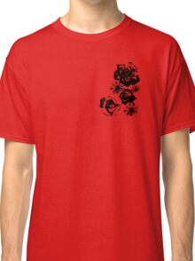 Rose and Daisy Mix Classic T-Shirt