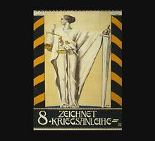 'Zeichnet 2' Vintage Poster Unisex T-Shirt