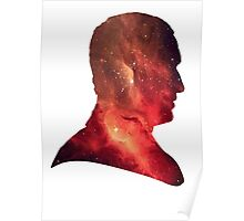 Ninth Doctor Galaxy Poster