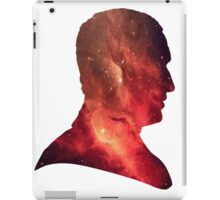 Ninth Doctor Galaxy iPad Case/Skin