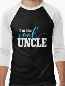 I'm the COOL Uncle Men's Baseball ¾ T-Shirt