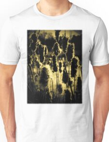 The day's vanished in the night, soon the children pray...pray themselves alone, the hate build from their pride..you can't take away, can't take away what they own!!..Sins of omission T-Shirt
