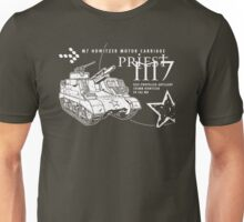 M7 Howitzer - Priest Unisex T-Shirt
