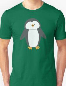 Cute little suited penguin Unisex T-Shirt