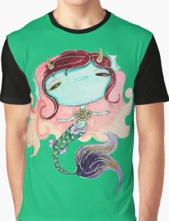 the green sea-devil, a beast of the further Graphic T-Shirt