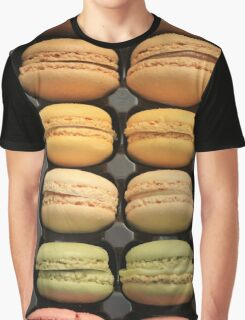 """Macarons by """"Provence Provence"""" Graphic T-Shirt"""
