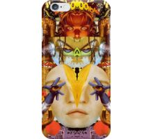 Comic GENRE GRrrr! iPhone Case/Skin