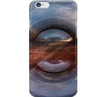 Line in the Sand iPhone Case/Skin
