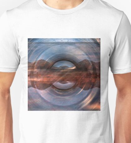 Line in the Sand Unisex T-Shirt
