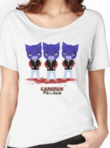 Caravan Palace - Lone Digger Women's Relaxed Fit T-Shirt