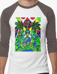 Virgin Lungs Men's Baseball ¾ T-Shirt
