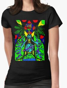 Herb Life  Womens Fitted T-Shirt