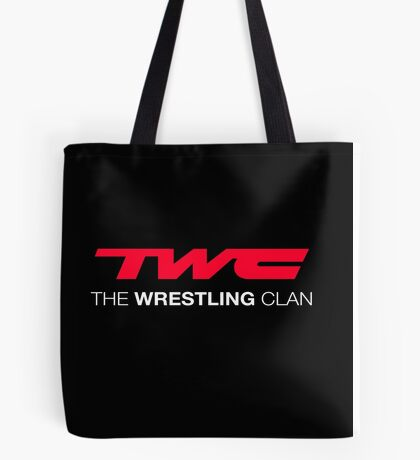 The Wrestling Clan Tote Bag