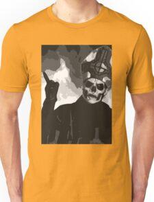 Papa Emeritus II - Black & White Unisex T-Shirt
