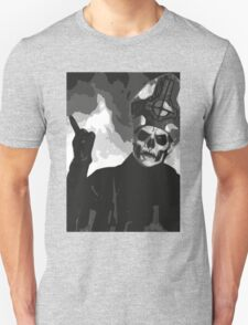 Papa Emeritus II - Black & White Unisex T-Shirt